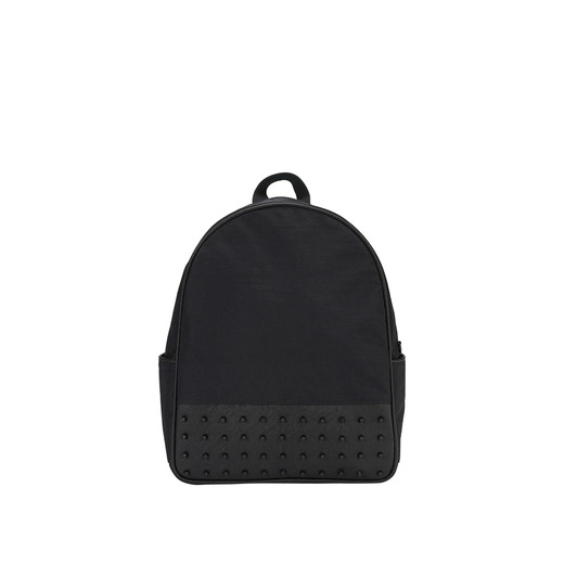 [콰니] [THE HN] Black Studs Classic Backpack_Small