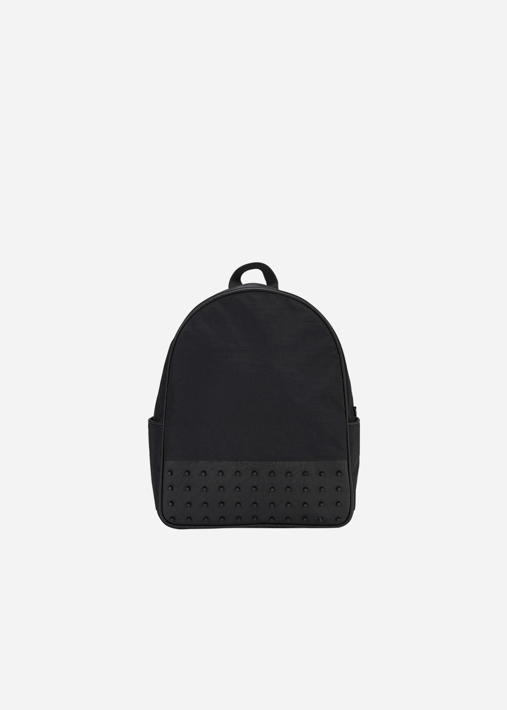 Black Studs Classic Backpack Small